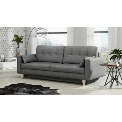 SOFA AMAZA TKANINA SAWANA 21 (LIGHT GREY)