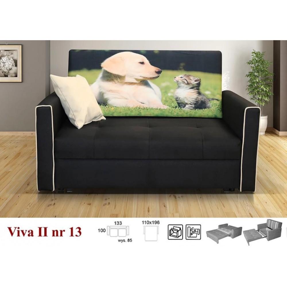 VIVA 2, wzór Piesek i Kotek