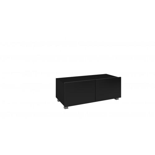 Calabrini RTV 100, kolor: czarny połysk + czarny mat