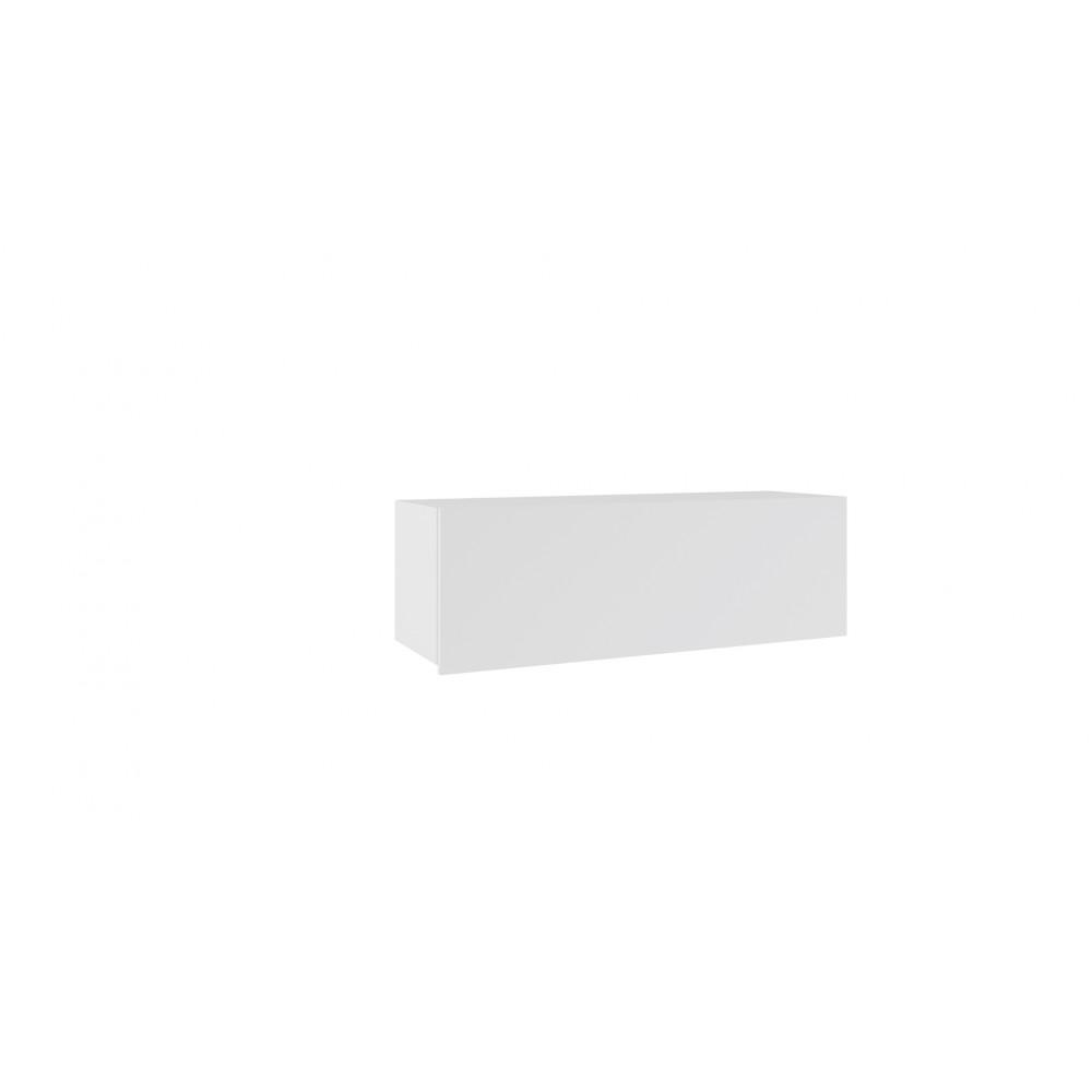 Calabrini POZIOM, kolor: bały połysk + biały mat