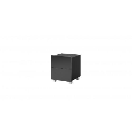 Calabrini NOCNA, kolor: czarny połysk + czarny mat