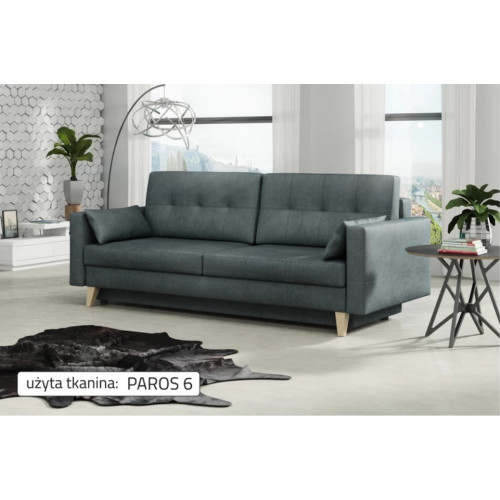 SOFA MARINA TKANINA SAWANA 21 (LIGHT GREY)