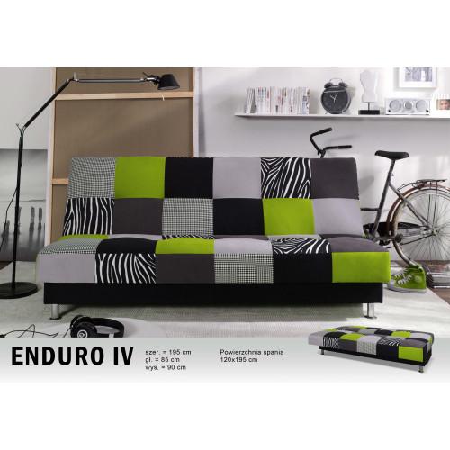 "ENDURO IV, wzór ""zielony"""